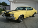 Click for more information on 1970 Chevelle SS 454ci LS6 4spd