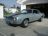 Click for more information on 1969 Camaro Z28