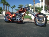 Click for more information on Yaffe Original Extreme Softail Chopper
