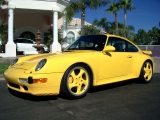 Click for more information on Rare Color Combo 23k Mile 993 Turbo