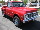 Click for more information on Super 10 Stepside 4X4 Full Restoration PERFECT