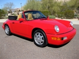 Click for more information on 1990 Porsche 911 Cabriolet Carrera 2
