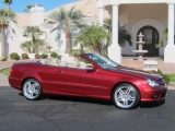 Click for more information on 2005 Mercedes-Benz 500 CLK 16000 actual miles