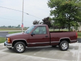 Click for more information on 1998 GMC SLT short bed