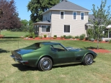 Click for more information on 1970 Corvette Coupe