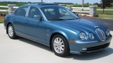 Click for more information on 2001 Jaguar S-Type 9000 mi 1 owner