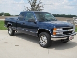 Click for more information on 1996 Chevrolet Silverado 4x4  2 OWNER